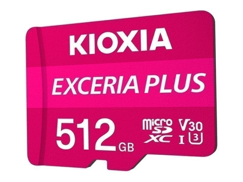 KIOXIA microSD EXCERIA PLUS 18