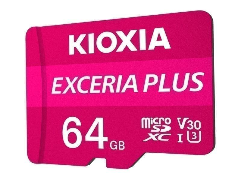 KIOXIA microSD EXCERIA PLUS 6