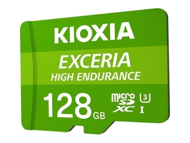 KIOXIA microSD HIGH ENDURANCE 7