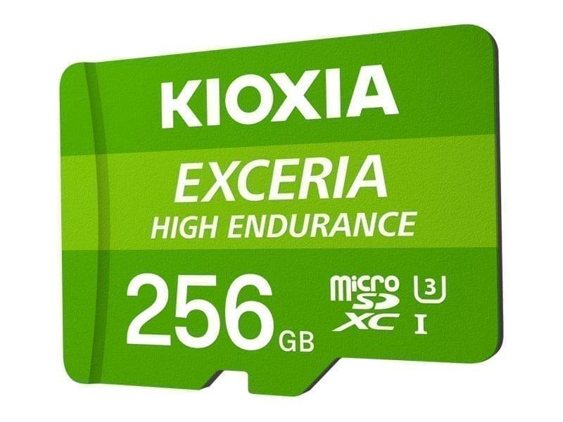 KIOXIA microSD HIGH ENDURANCE 11