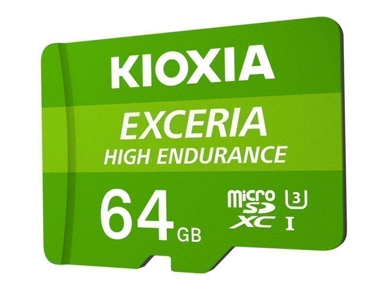 KIOXIA microSD HIGH ENDURANCE 3