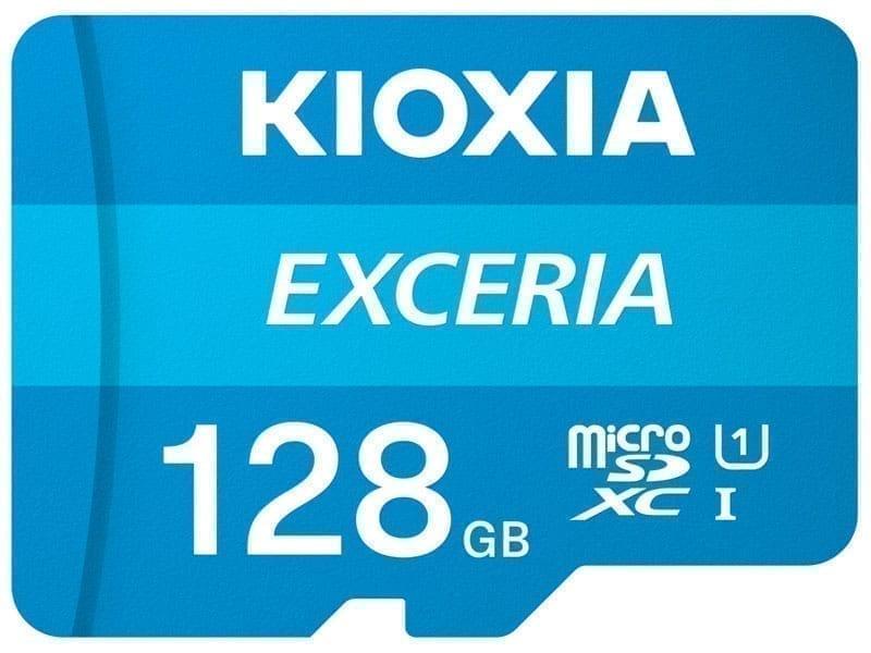KIOXIA microSD EXCERIA 15