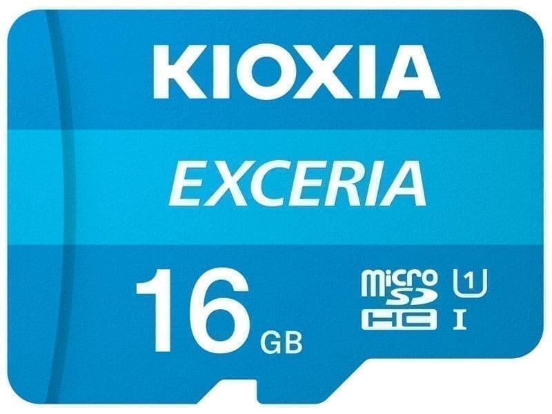 KIOXIA microSD EXCERIA 3