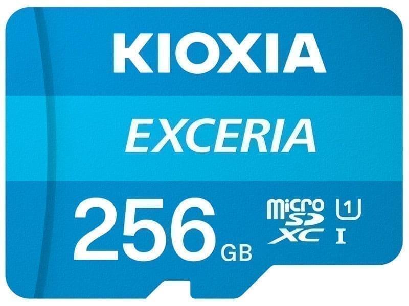 KIOXIA microSD EXCERIA 19
