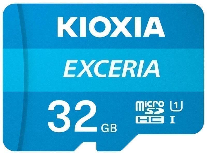 KIOXIA microSD EXCERIA 7