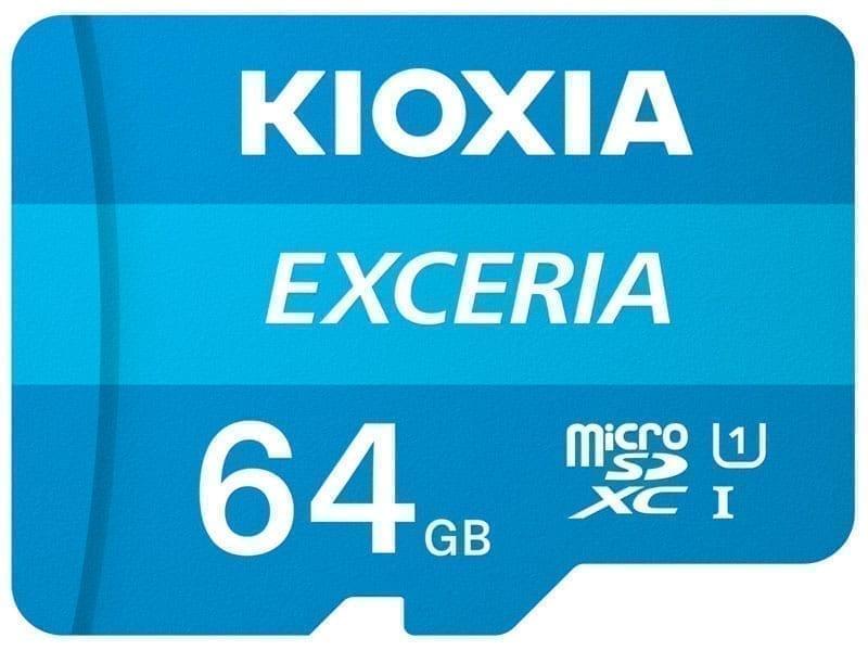 KIOXIA microSD EXCERIA 11
