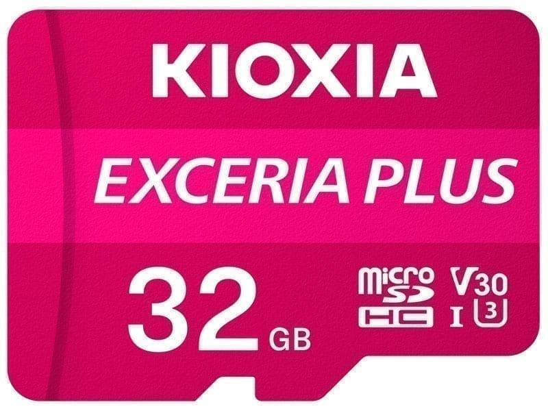 KIOXIA microSD EXCERIA PLUS 3