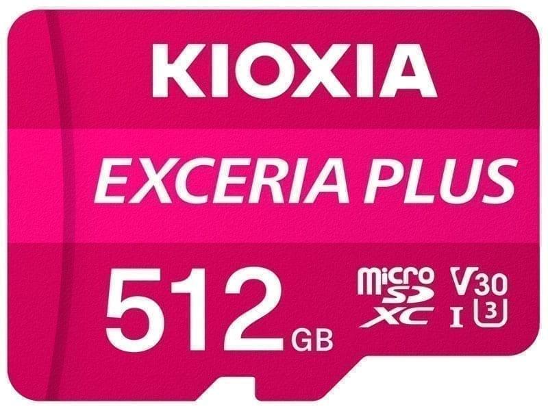 KIOXIA microSD EXCERIA PLUS 19
