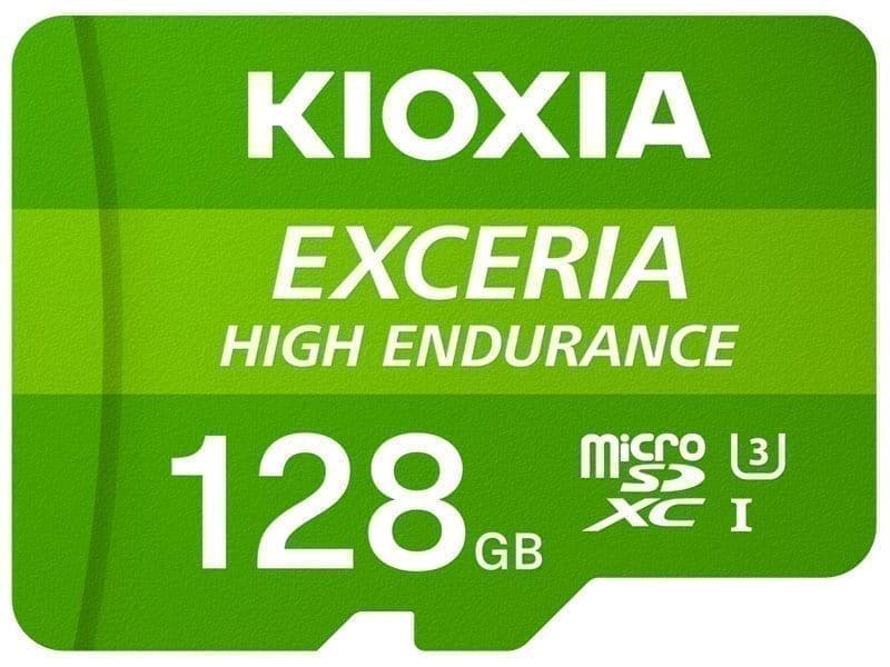 KIOXIA microSD HIGH ENDURANCE 8