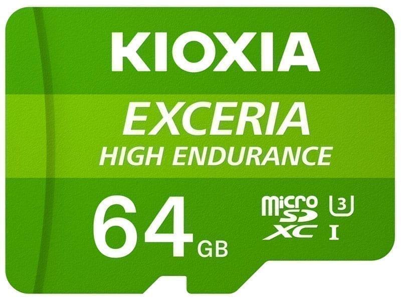 KIOXIA microSD HIGH ENDURANCE 4