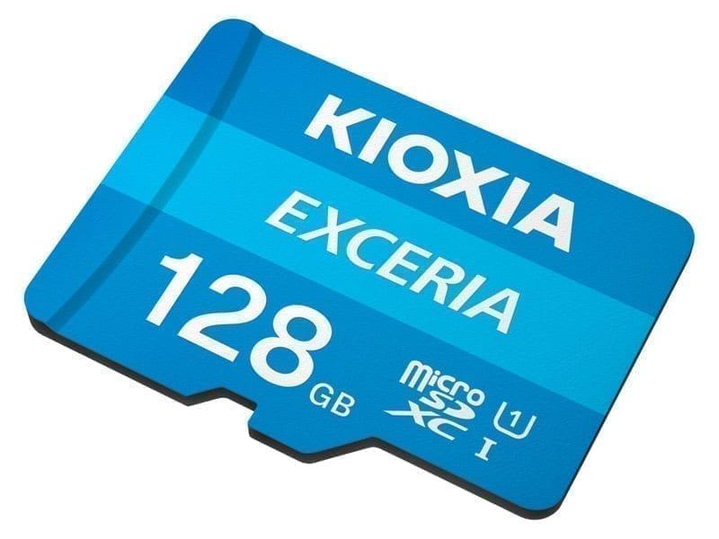 KIOXIA microSD EXCERIA 16
