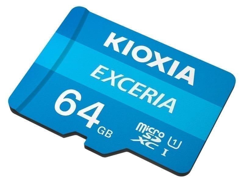 KIOXIA microSD EXCERIA 12