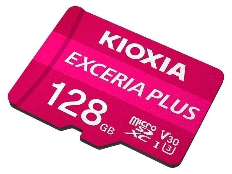 KIOXIA microSD EXCERIA PLUS 12