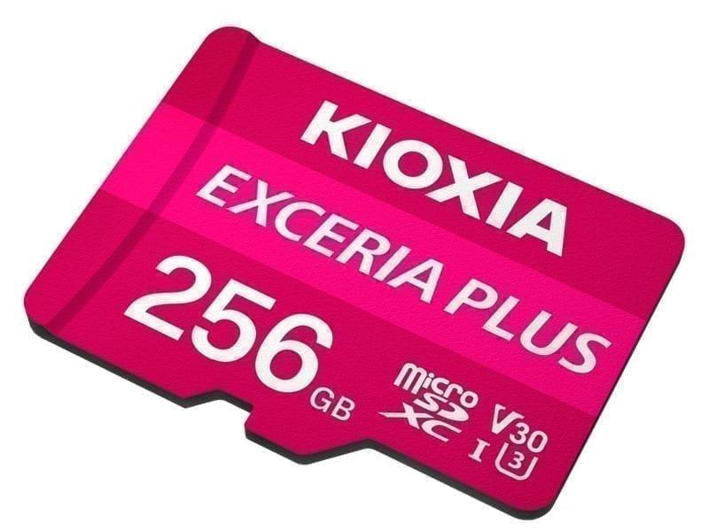 KIOXIA microSD EXCERIA PLUS 16