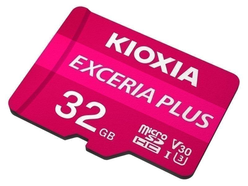 KIOXIA microSD EXCERIA PLUS 4