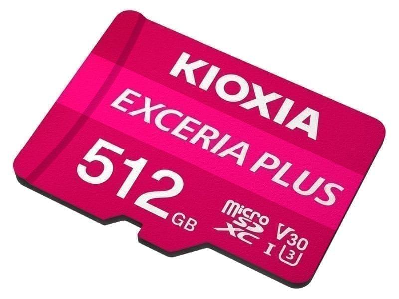 KIOXIA microSD EXCERIA PLUS 20
