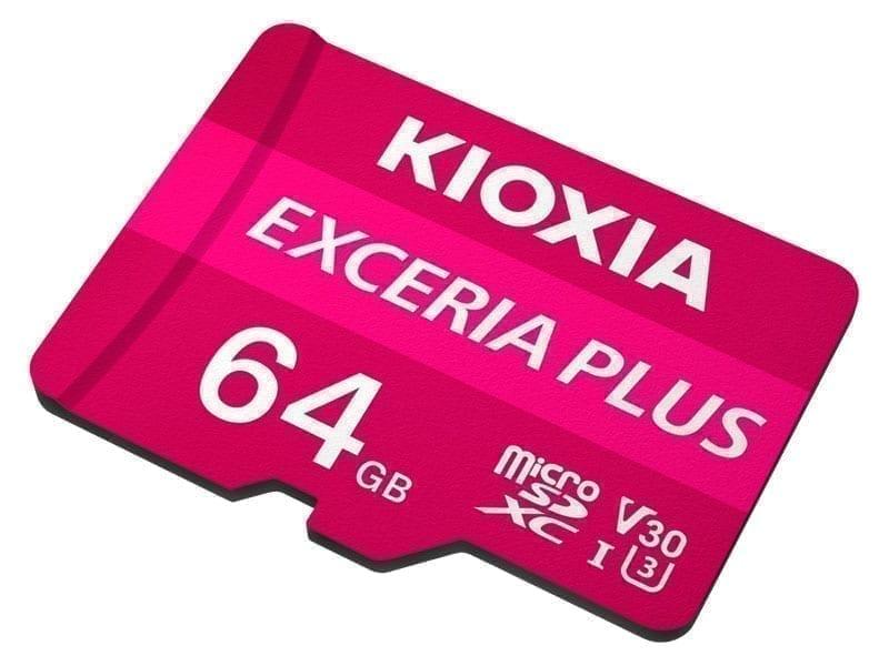 KIOXIA microSD EXCERIA PLUS 8