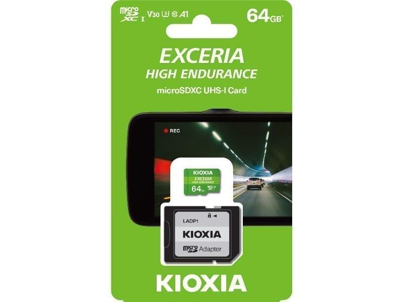 KIOXIA microSD HIGH ENDURANCE 1