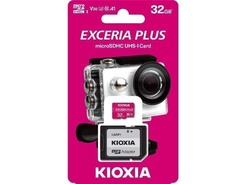 KIOXIA microSD EXCERIA PLUS 1
