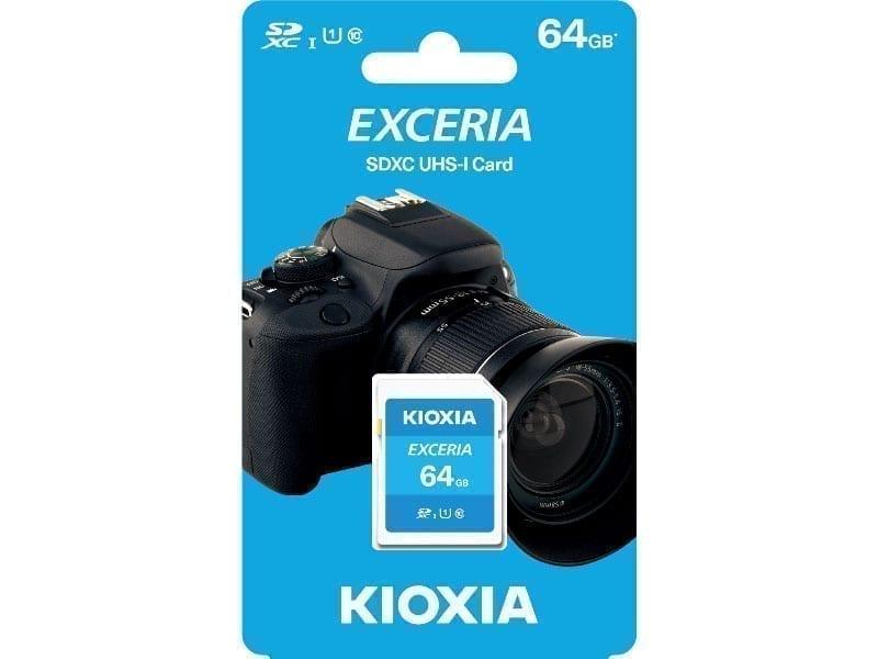 KIOXIA SD EXCERIA 5