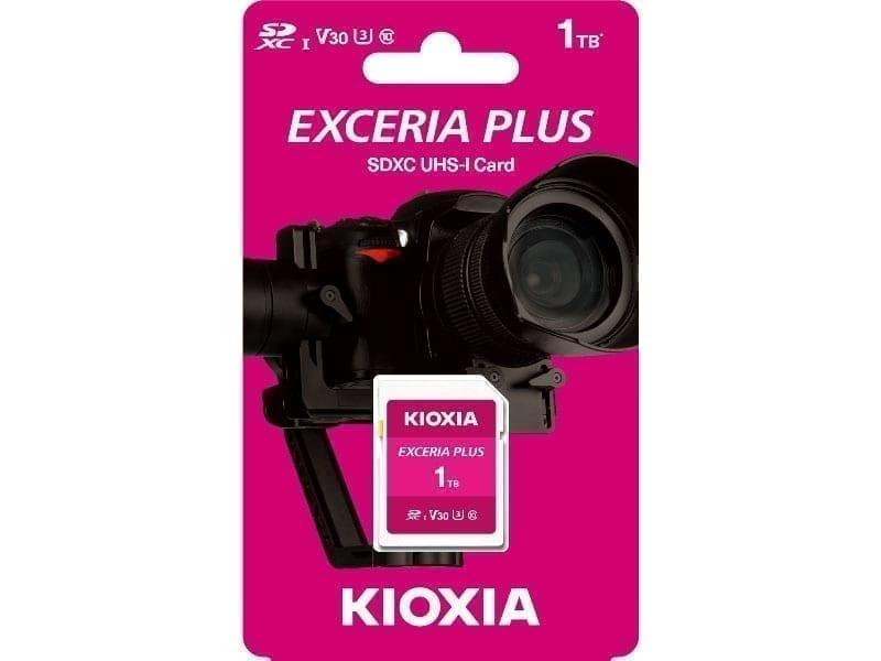 KIOXIA SD EXCERIA PLUS 9