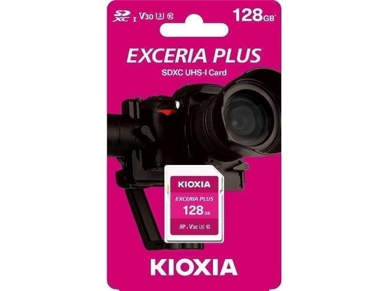 KIOXIA SD EXCERIA PLUS 3