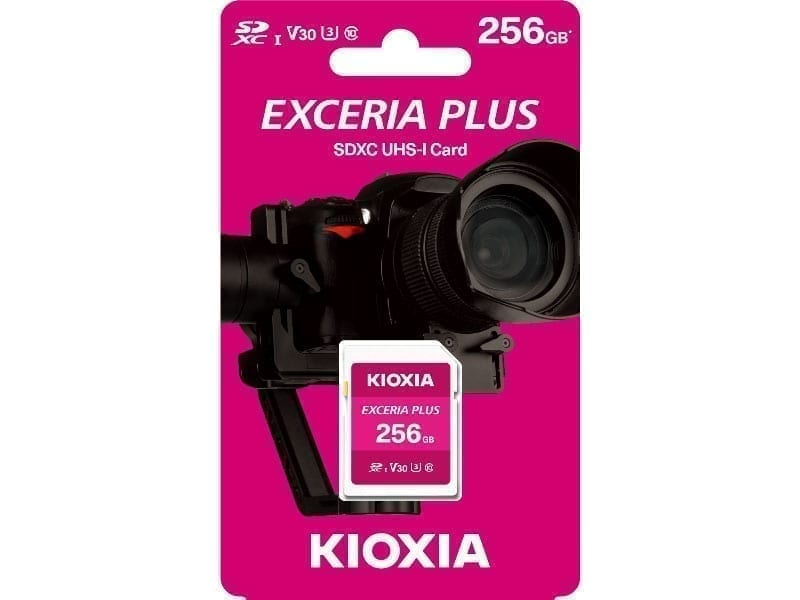 KIOXIA SD EXCERIA PLUS 5