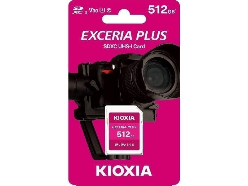 KIOXIA SD EXCERIA PLUS 7
