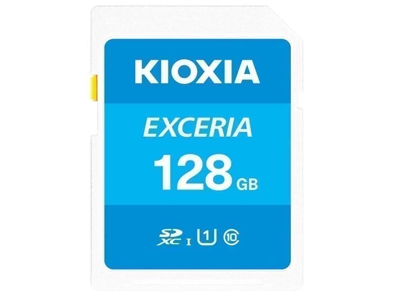 KIOXIA SD EXCERIA 8