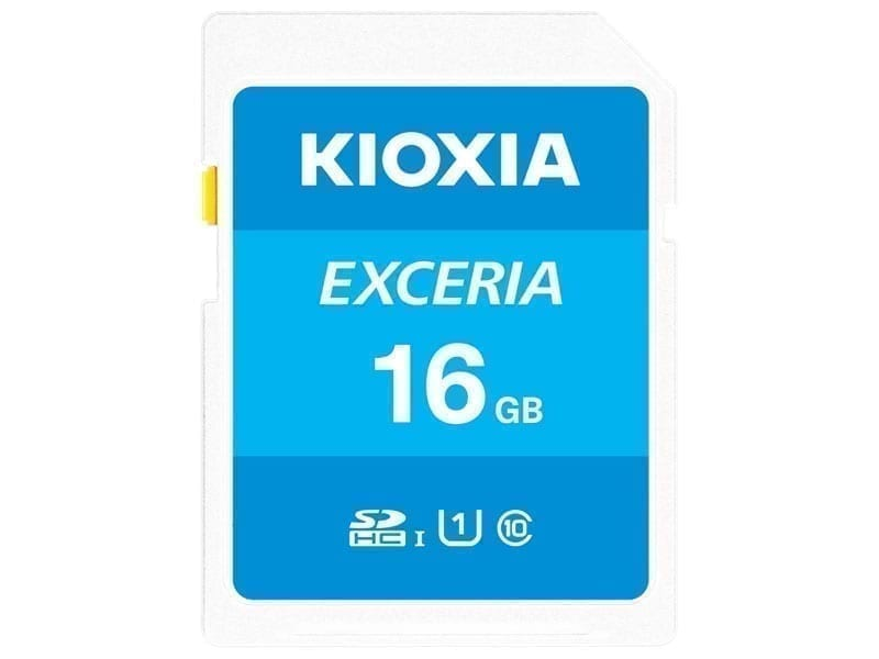 KIOXIA SD EXCERIA 2