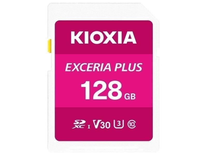 KIOXIA SD EXCERIA PLUS 4