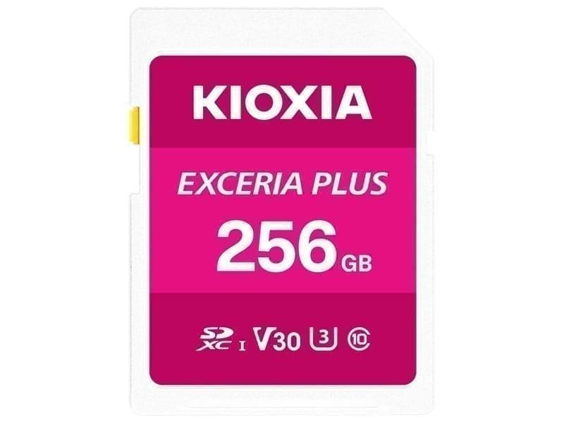 KIOXIA SD EXCERIA PLUS 6