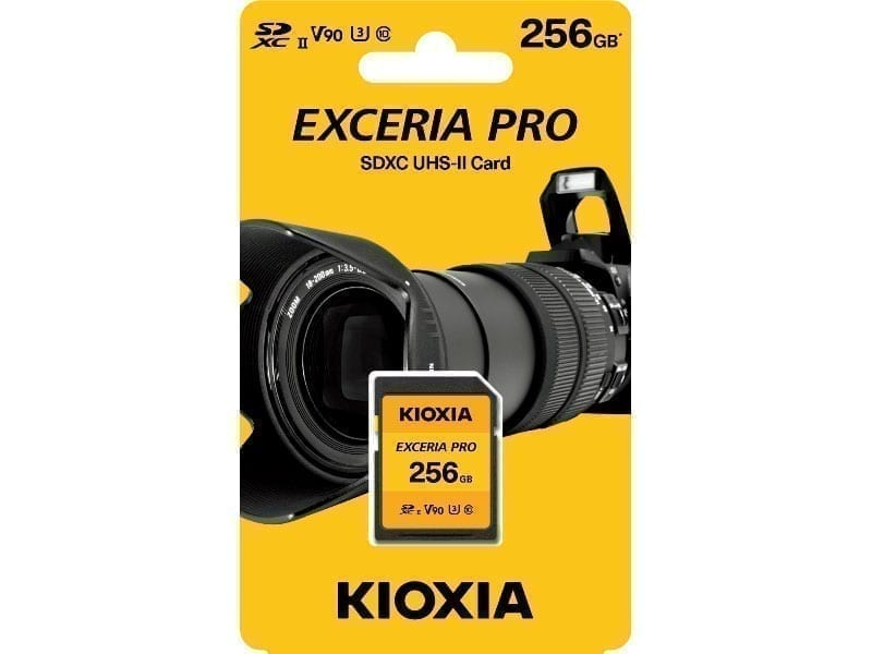 KIOXIA SD EXCERIA PRO 5
