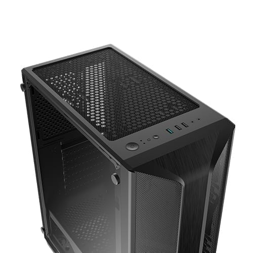 Xigmatek TRIO Gaming Tower Casing - EN45693 4