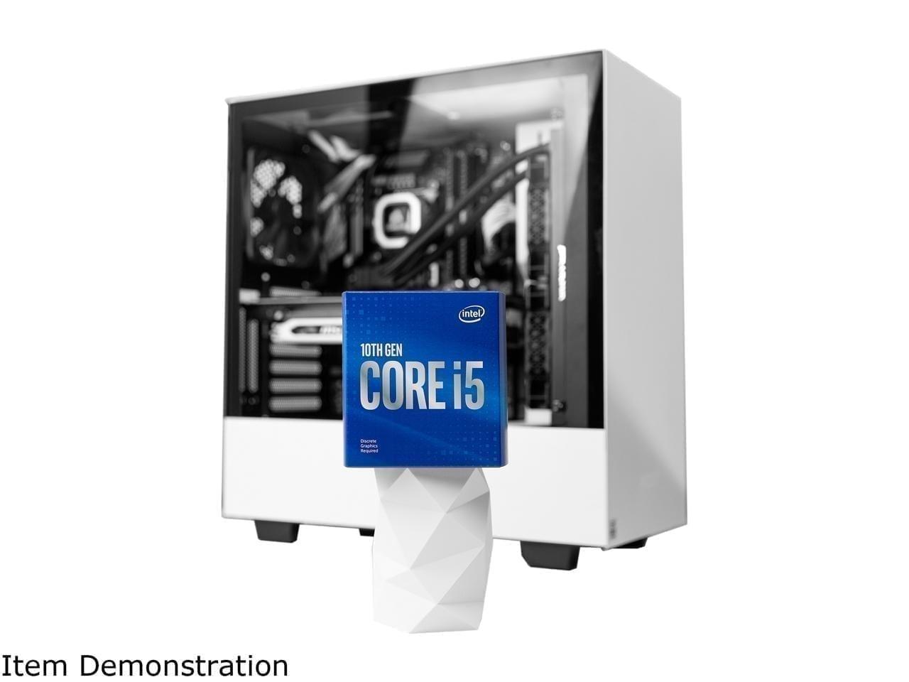 Intel Core i5-10400 Comet Lake 6-Core 2.9 GHz LGA 1200 65W BX8070110400 Desktop Processor Intel UHD Graphics 630 3