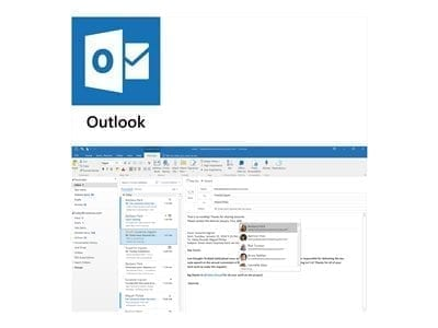 Microsoft Office Professional 2019 License 1 PC (Delivery by Email) 269-17074 5