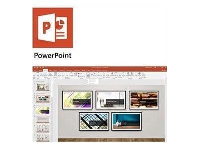 Microsoft Office Professional 2019 License 1 PC (Delivery by Email) 269-17074 4