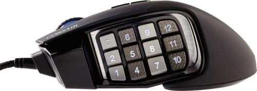 Corsair SCIMITAR RGB ELITE Optical MOBA/MMO Gaming Mouse - CH-9304211-EU 3