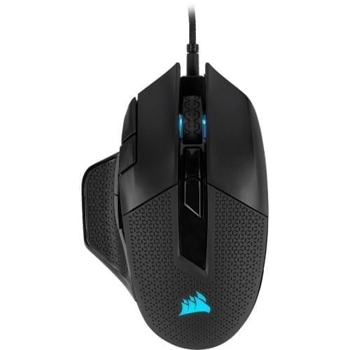 Crosair NIGHTSWORD RGB Tunable FPS/MOBA Gaming Mouse - CH-9306011-NA 1