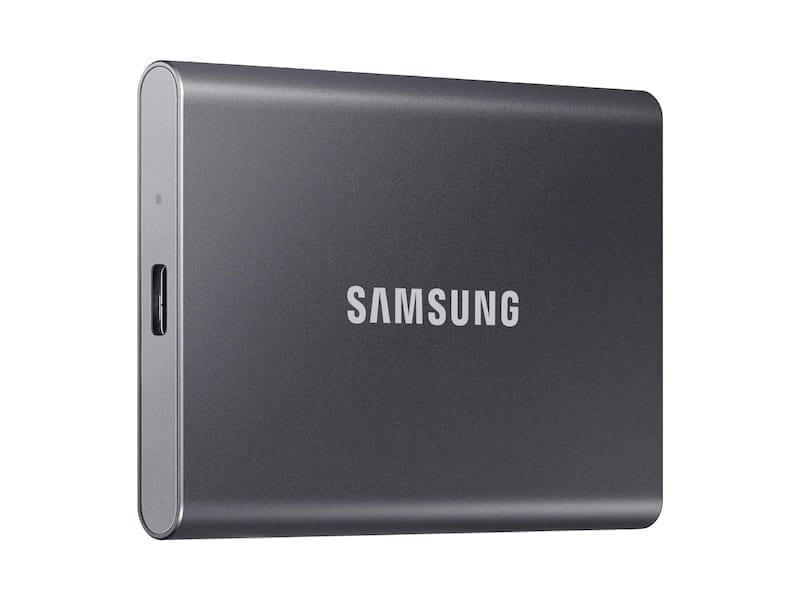 Samsung External SSD T7 3