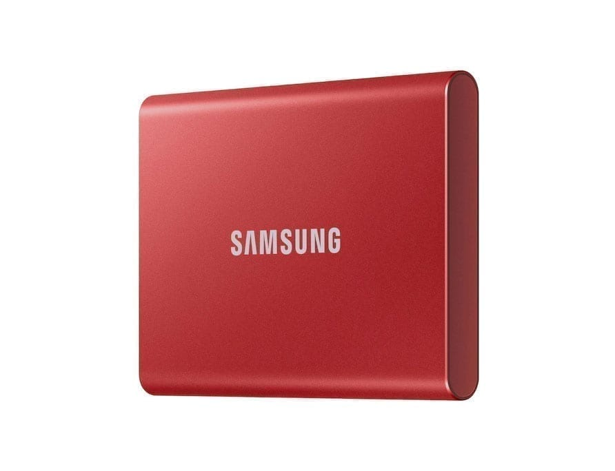 Samsung External SSD T7 2