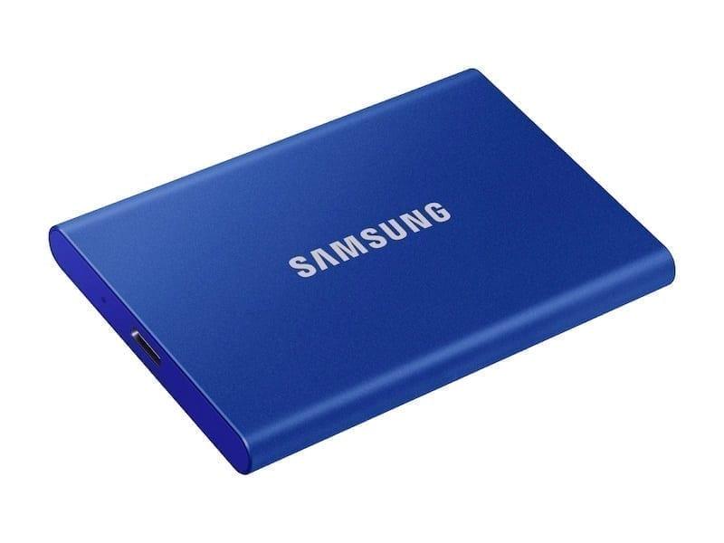 Samsung External SSD T7 9