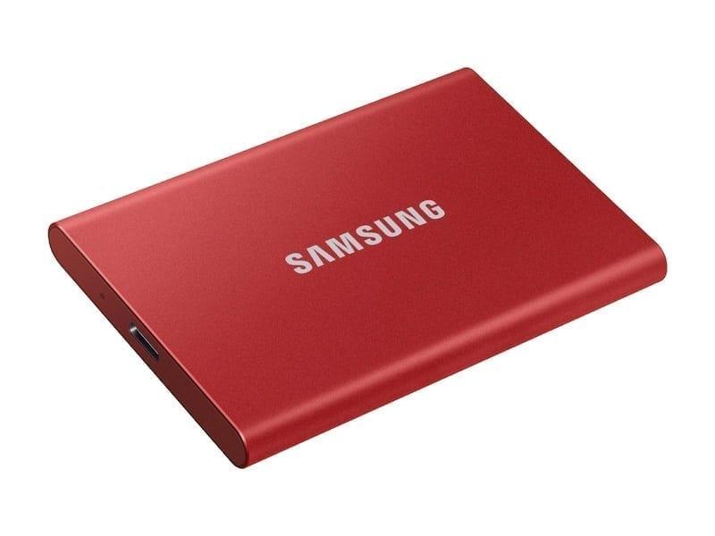 Samsung External SSD T7 7