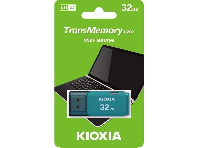 KIOXIA TransMemory U202L 4