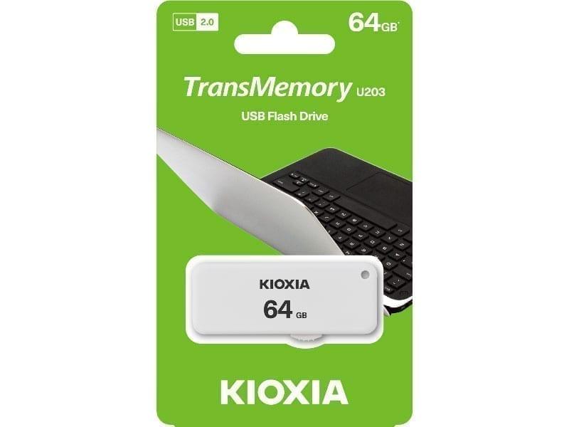 KIOXIA TransMemory U203W 8