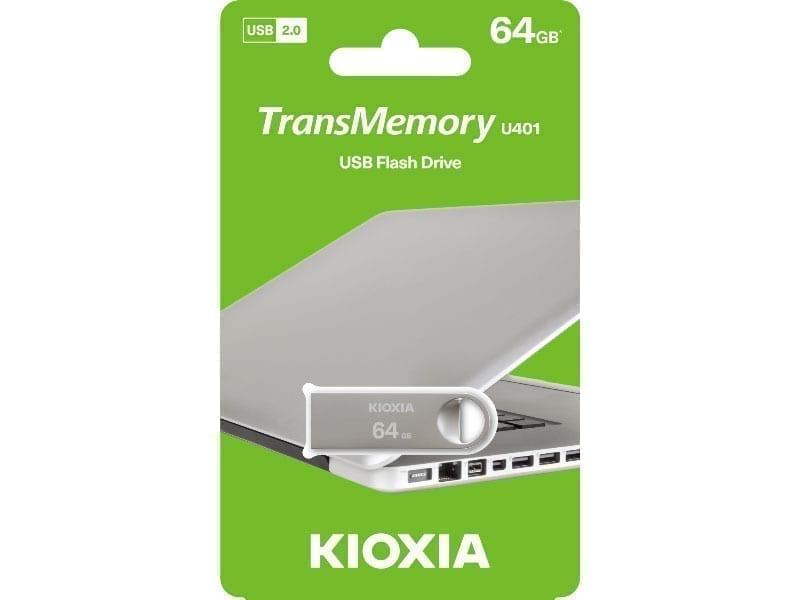 KIOXIA TransMemory U401 USB Flash 7