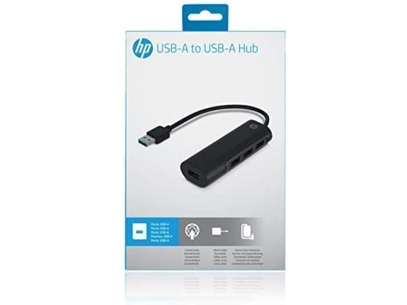 HP USB A TO USB A V3.0 4 PORTS - 2UX22AA#ABB 5