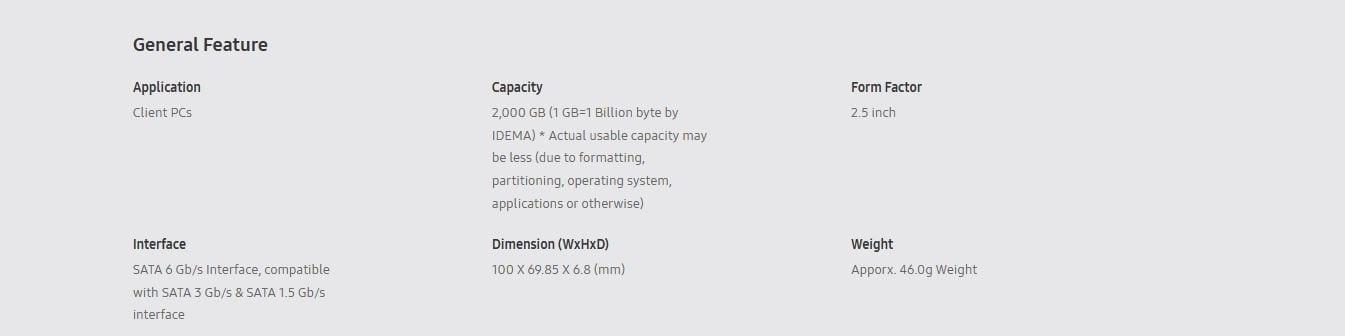 Samsung SSD 870 QVO SATA III 2.5 inch 9