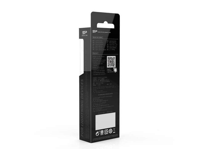 Silicon Power Boost Link Nylon LK30AL (Lightning / Type-A) 12