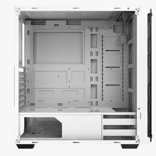Xigmatek Venom X Arctic RGB Tempered Glass - EN45785 4